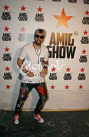 dj shone, amig show