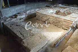 . Remains of the early Christian basilica of St. Dimitrije, Sremska Mitrovica